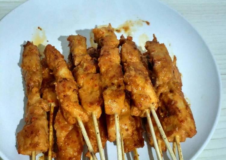 Sate Tanjung l Sumber: cookpad.com