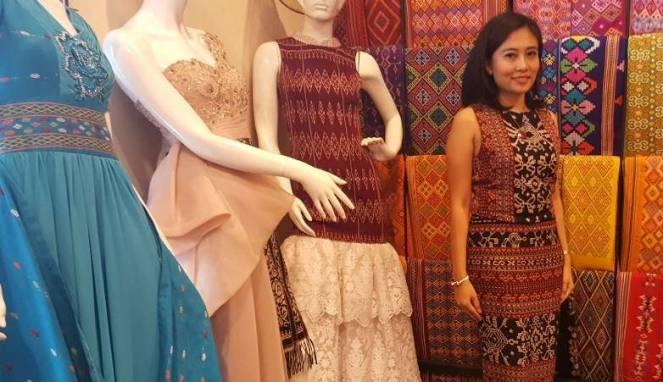 Desainer Yurita Puji | sumber : Viva