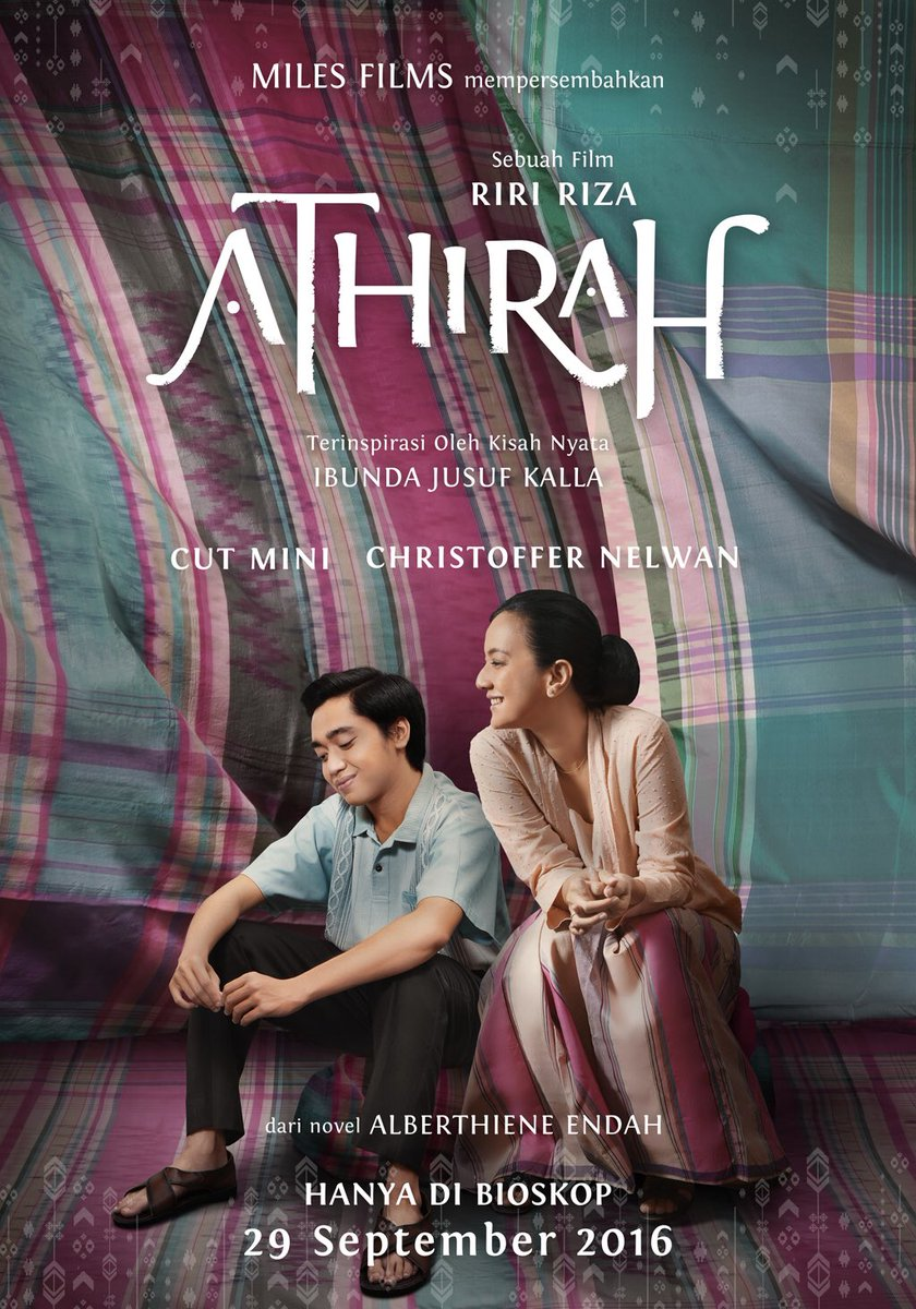 poster film Athirah