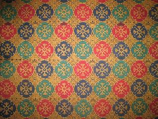 Batik motif Jlamprang