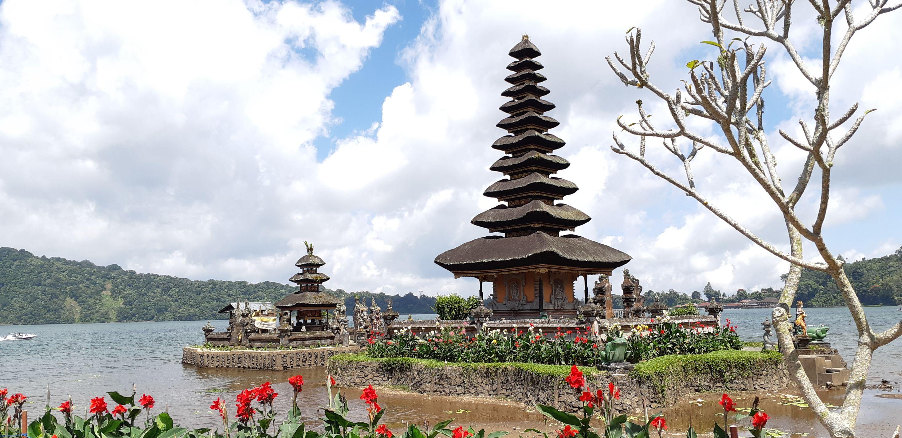 Pura Ulun Danu Beratan, Bedugul, Bali | Foto: Vita Ayu Anggraeni