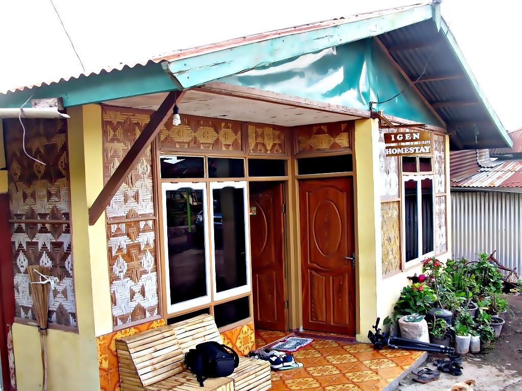 Home stay di desa Waturaka, kecamatan Kelimutu, kabupaten Ende,NTT yang merupakan desa ekowisata terbaik nasional 2017 | Foto: Ebed de Rosary/Mongabay Indonesia