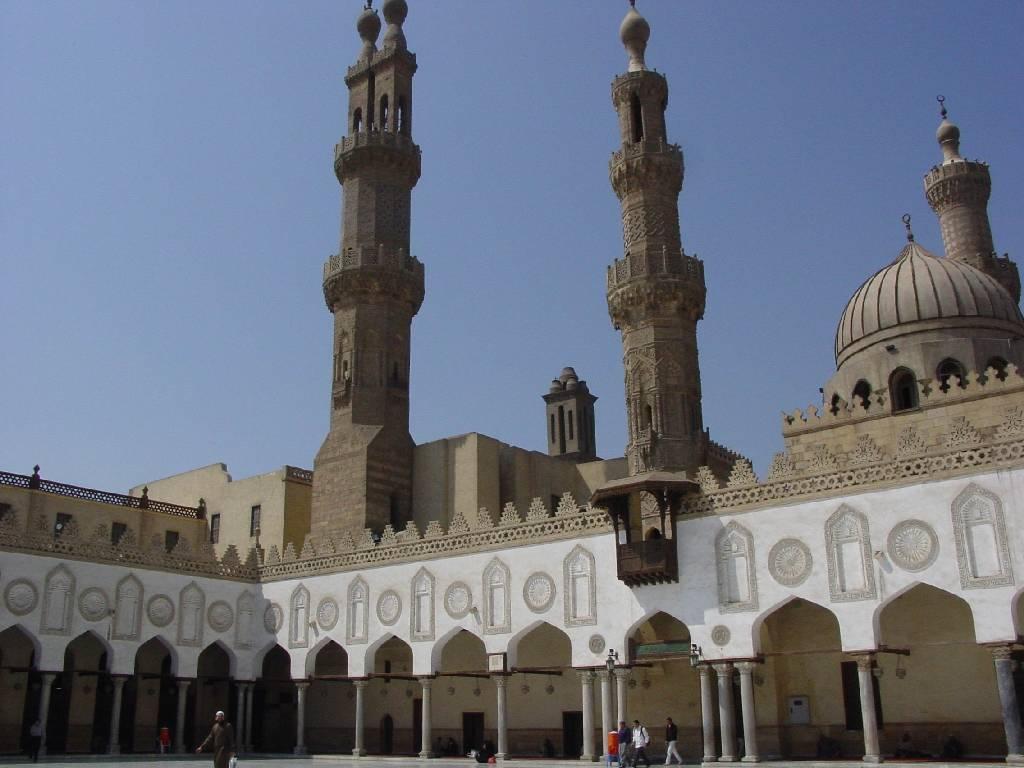 Universitas Al-Azhar Kairo | Sumber: pena si ghuraba