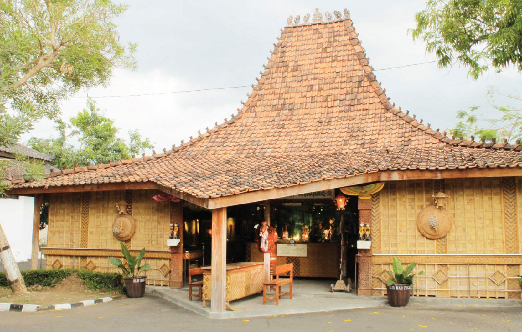 Galeri Rumah Wayang   Sumber: Kabupaten Tegal