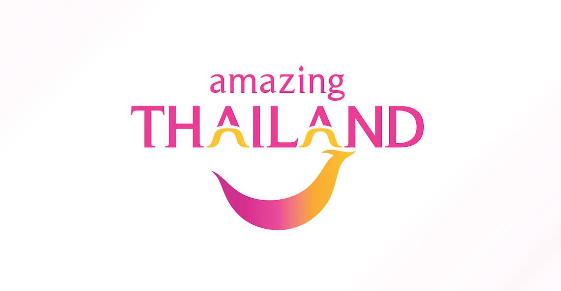 Logo kampanye pariwisata Thailand | Sumber: The Luxury Signature