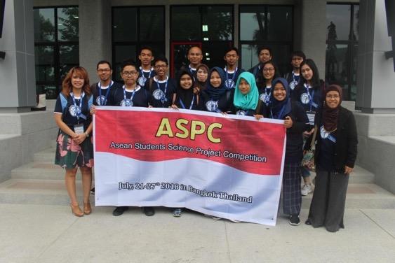 Dokumentasi saat kedatangan di program ASPC 2018 | Foto: