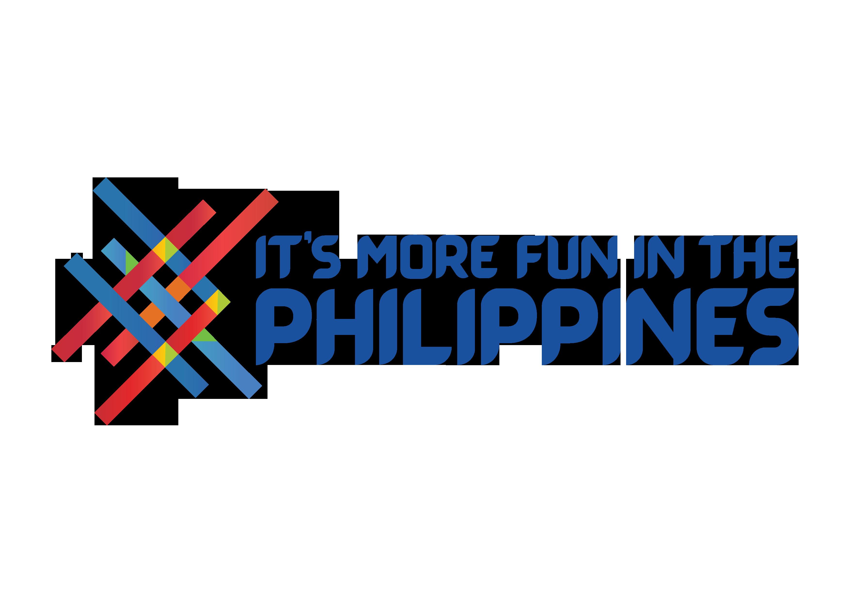Logo kampanye pariwisata Kamboja | Sumber: Department of Tourism - It's More Fun In The Philippines!