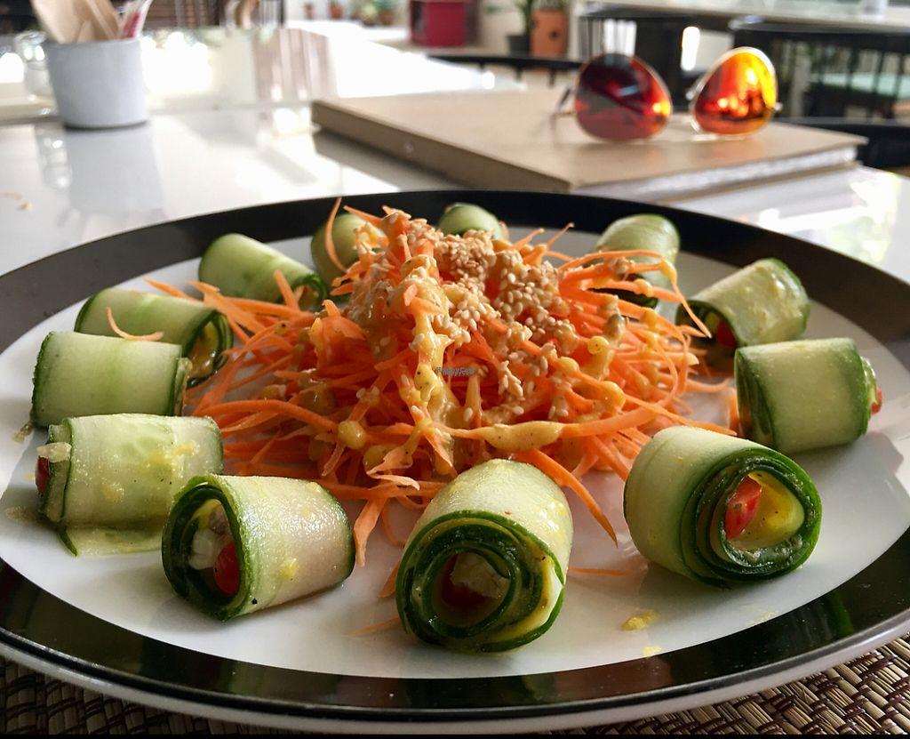 Ama Vegan Kitchen, Chiang Mai | Sumber: HappyCow