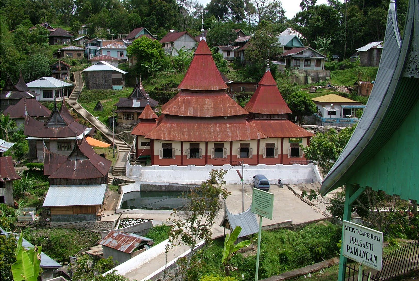 Nagari Tua Pariangan