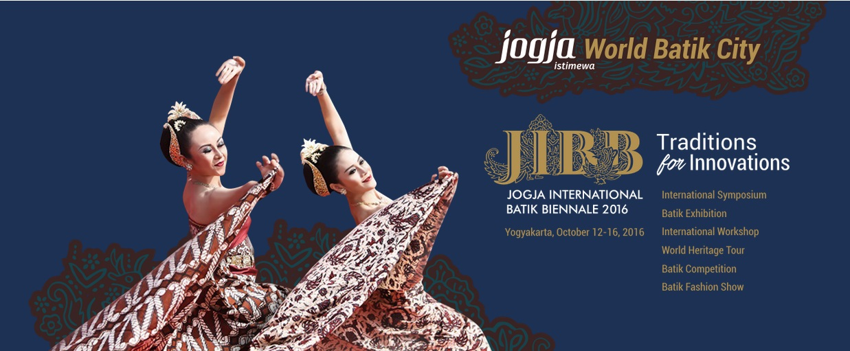 Jogja International Batik Biennale