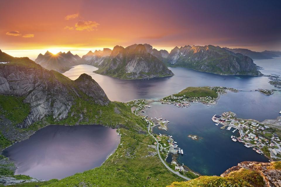 Lautan Norwegia (Foto: iStock via Forbes)