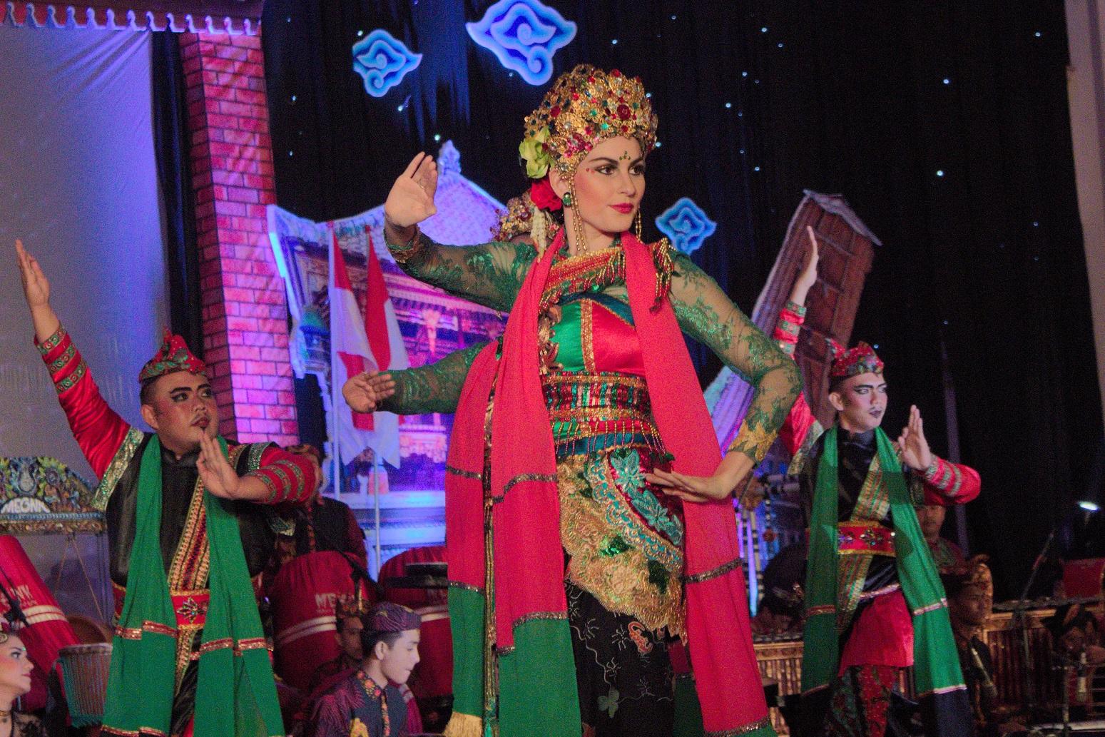 Penampilan peserta BSBI dari Sanggar Tydif, Surabaya (Foto: Bagus DR/GNFI)
