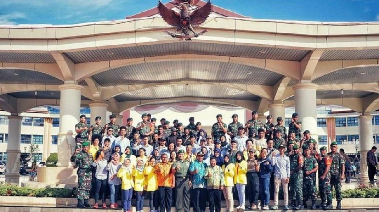 Tim Ekspedisi Bumi Cendrawasih (Foto: dok. Mapala UI)