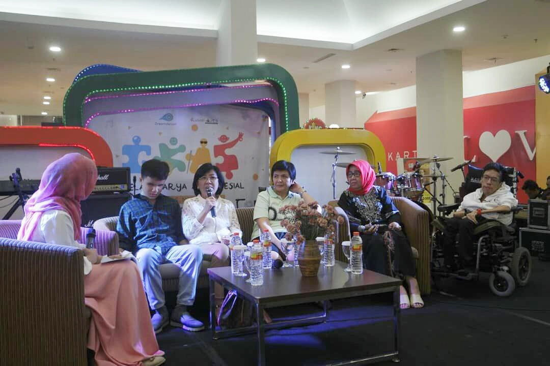 Talkshow See the Able, Not the Label (Foto: dok. Dreamdelion)