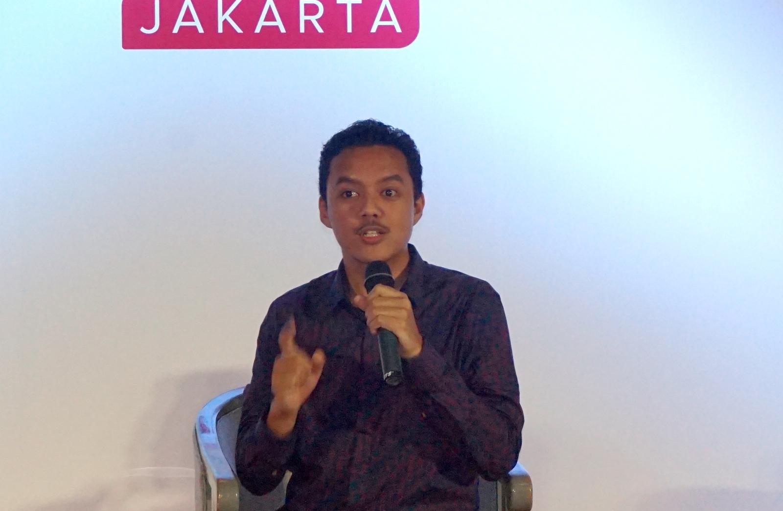 Alfatih Timur, Founder Kitabisa.com (Foto: Bagus DR/GNFI)