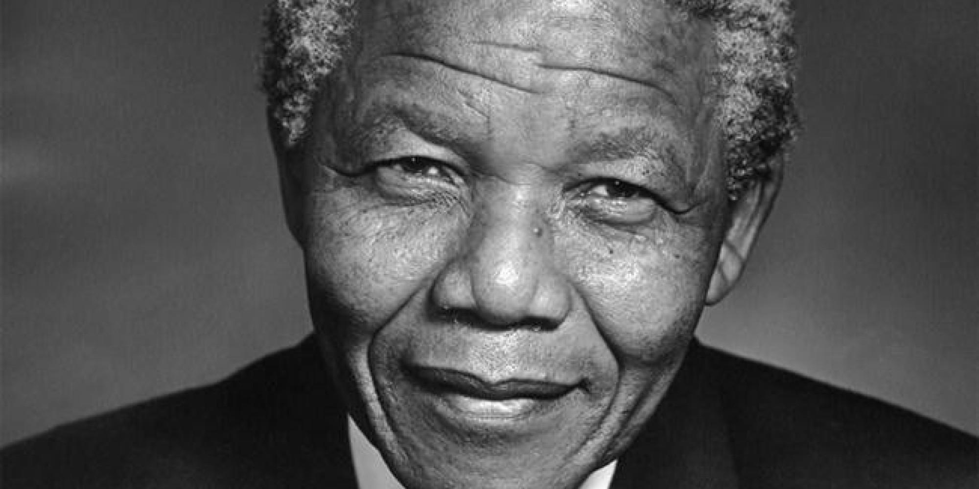 Nelson Mandela (Foto: huffpost.com)