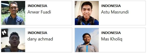 Anggota tim None Developers (Foto: Imagine.com)
