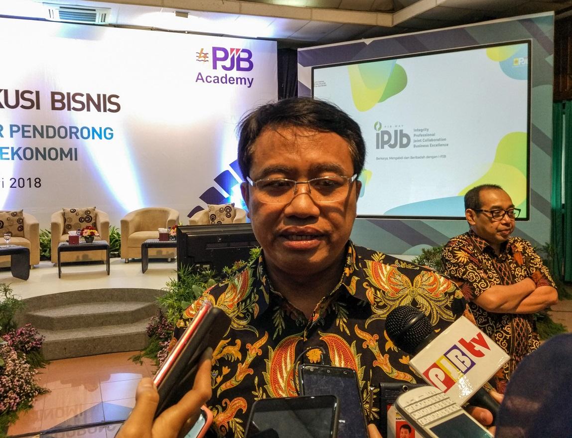 Direktur Utama PT PJB, Iwan Agung Firstantara (Foto: Bagus DR/GNFI)