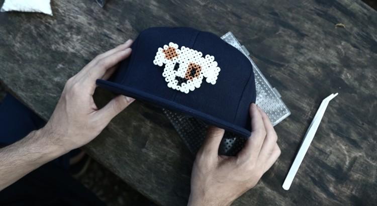 Salah satu produk kreatif kreasi DalivanPicasso (Foto: Qlapa.com)