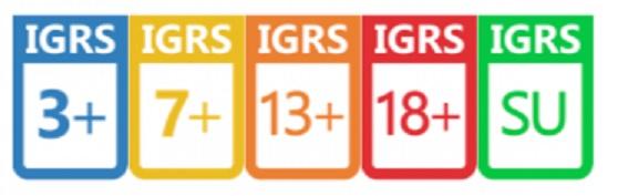 Rating IGRS yang diluncurkan untuk pasar game Indonesia (Gambar: jagatplay.com)