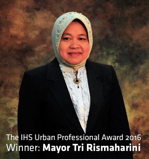 Tri Rismaharini (Foto: ihs.nl)