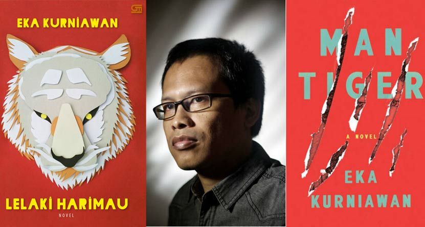 Eka Kurniawan dalam Longlist The Man Booker International Prize 2016