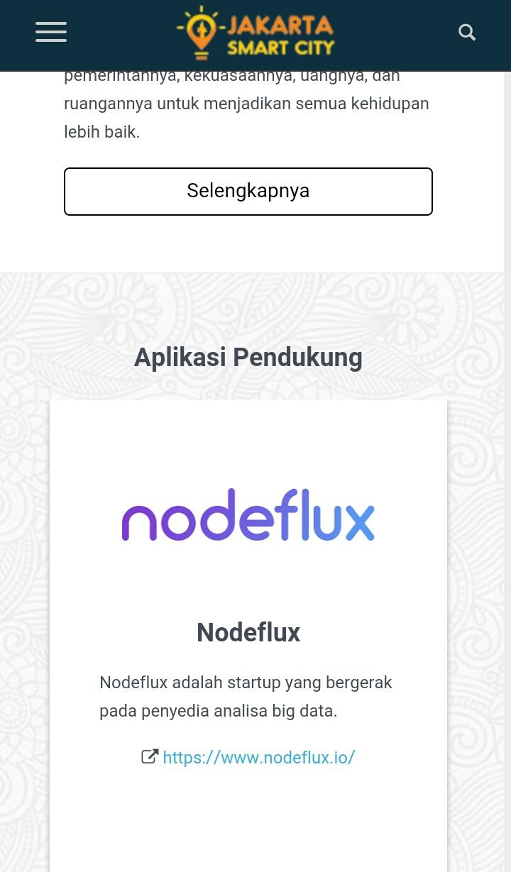 Berkolaborasi dengan Pemerintah DKI Jakarta dalam upaya untuk 'melek teknologi' (smartcity.jakarta.go.id)