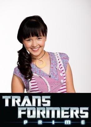Tania Gunadi dalam Transformer Prime (news.tfw2005.com)