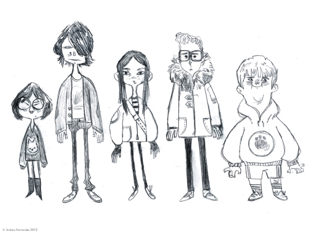 Gambarkan karakter dengan baik (pepperfernandez.tumblr.com)