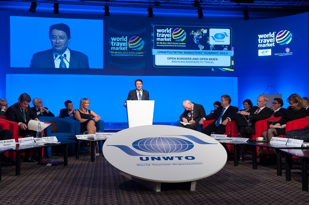 United Nation World Tourism Organization (UNWTO) (travelandtourworld.com)
