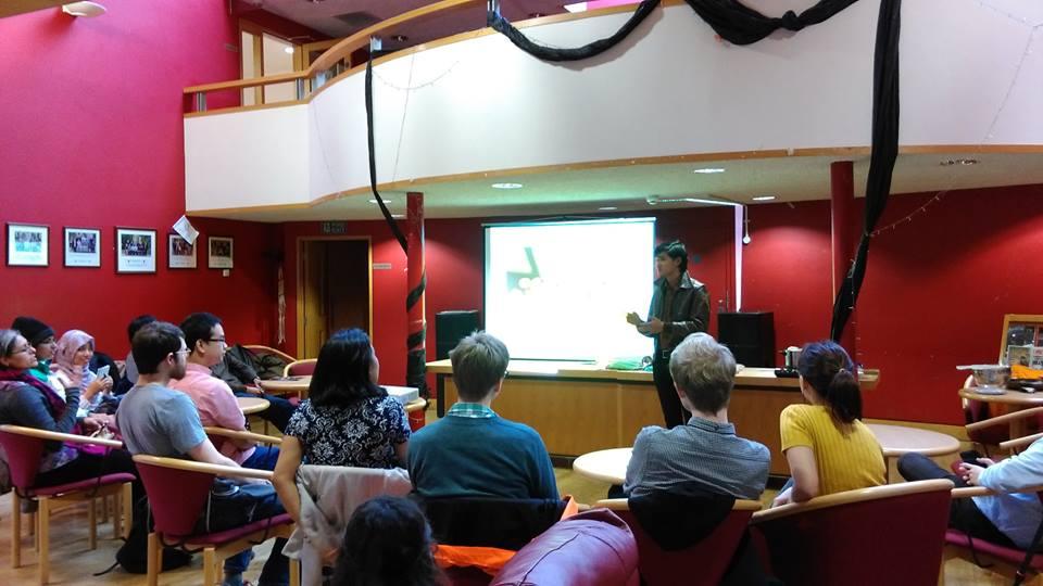 Workshop Pembuatan Tempe Oleh PPI Oxford dan Indonesia Tempe Movement