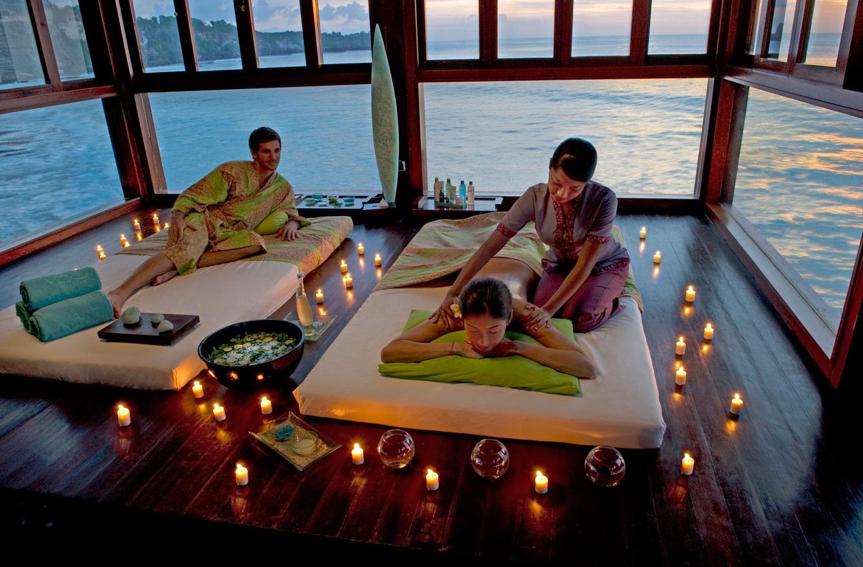 Salah satu tempat Spa di Bali | Sumber: nusatrip.com