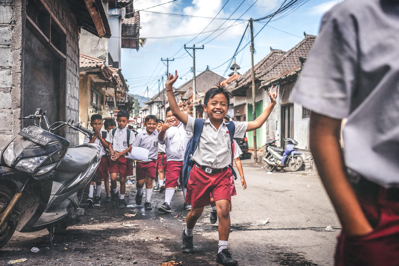 Ilustrasi anak Indonesia | Sumber: Unsplash
