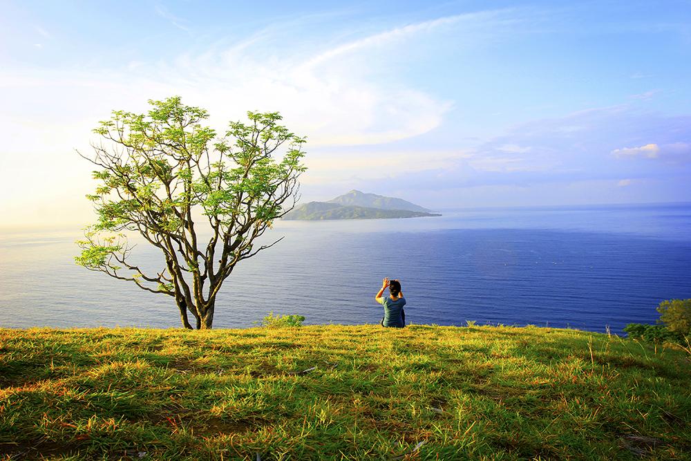 Pagi di Bukit Cinta Ende  © Boy Torkis Simarmata