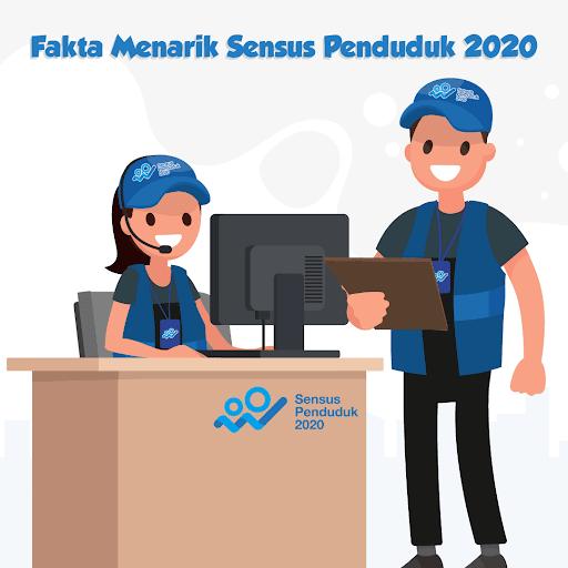 Sensus penduduk yang dilakukan dengan cara online kini dinilai lebih mudah   Indonesiabaik