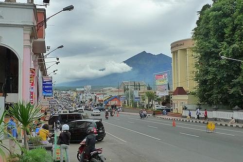 Ruas Jalan Utama Kota Salatiga Saat Ini
