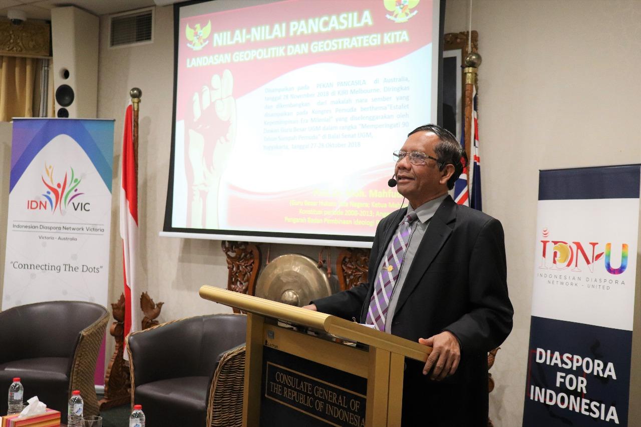 Pekan Pancasila yang Diadakan di Australia | Foto : Indonesian Diaspora Network-United
