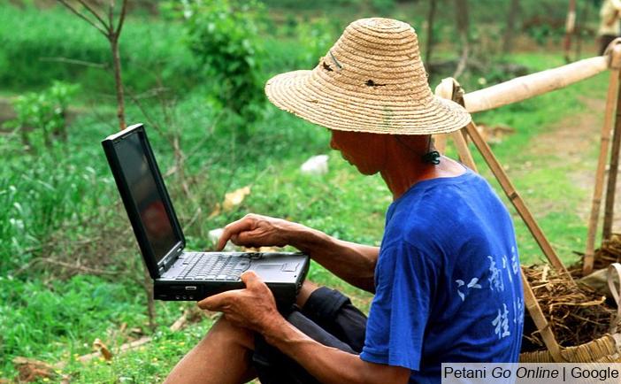 Kominfo juga menargetkan 1 juta nelayan dan petani untuk Go Online 2019 | Foto: 8villages.com