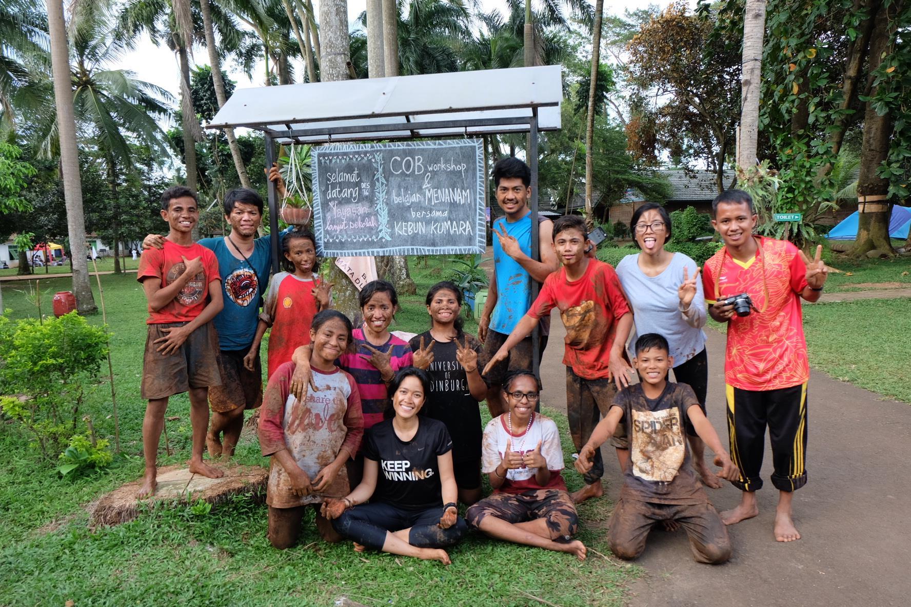 Kegiatan camp Lanjut Sekolah | Foto: Dok. Lanjut Sekolah/Facebook Page Lanjut Sekolah