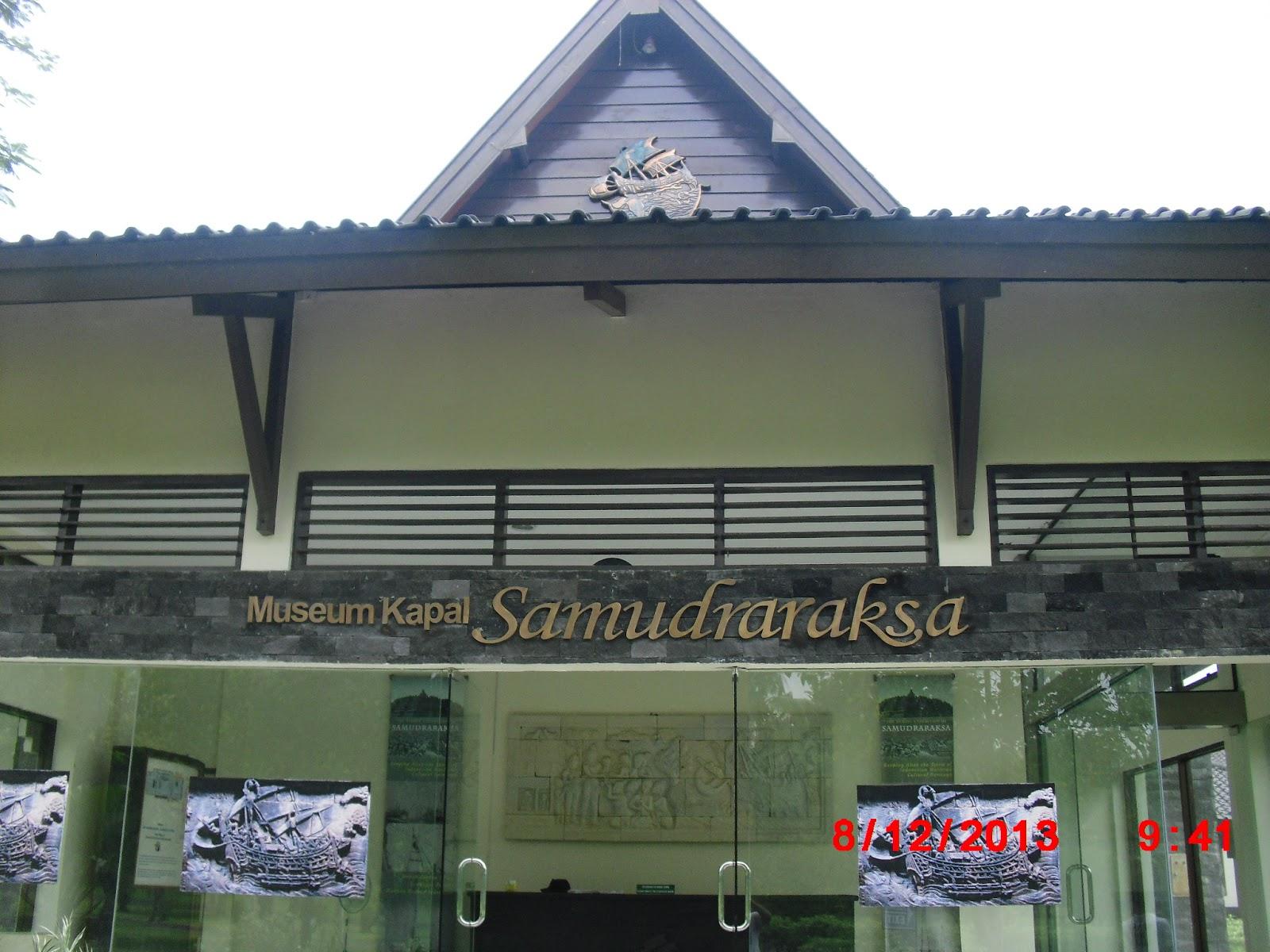 Museum Kapal Samudraraksa | Foto: http://iyothworld.blogspot.com