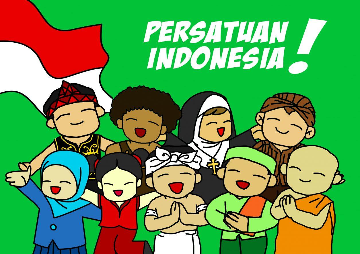 Indonesia bersatu | Foto: sukita.id
