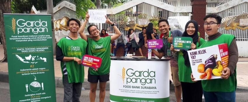 Garda Pangan terinspirasi sistem food bank dari luar negeri | Foto: Dok. Garda Pangan