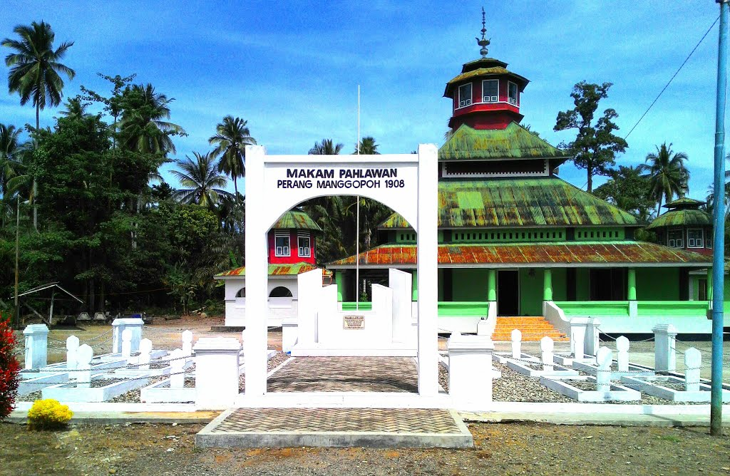 Makam Siti Manggopoh | Foto: Mapio.net