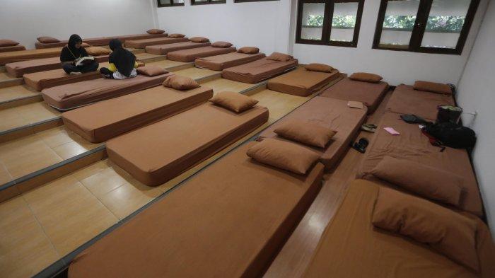 Tempat menginap gratis untuk peserta SBMPTN di Yogyakarta | Foto: Hasan Sakri/Tribun jogja