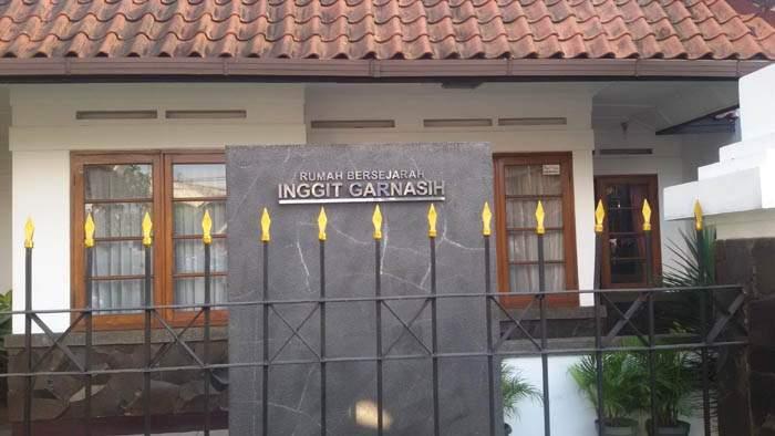 Rumah Bersejarah Inggit Garnasih | Foto: Serba Bandung