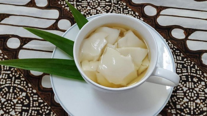 Salah satu kuliner hasil akulturasi budaya | Foto: Bogor Tribunnews/Humas IPB