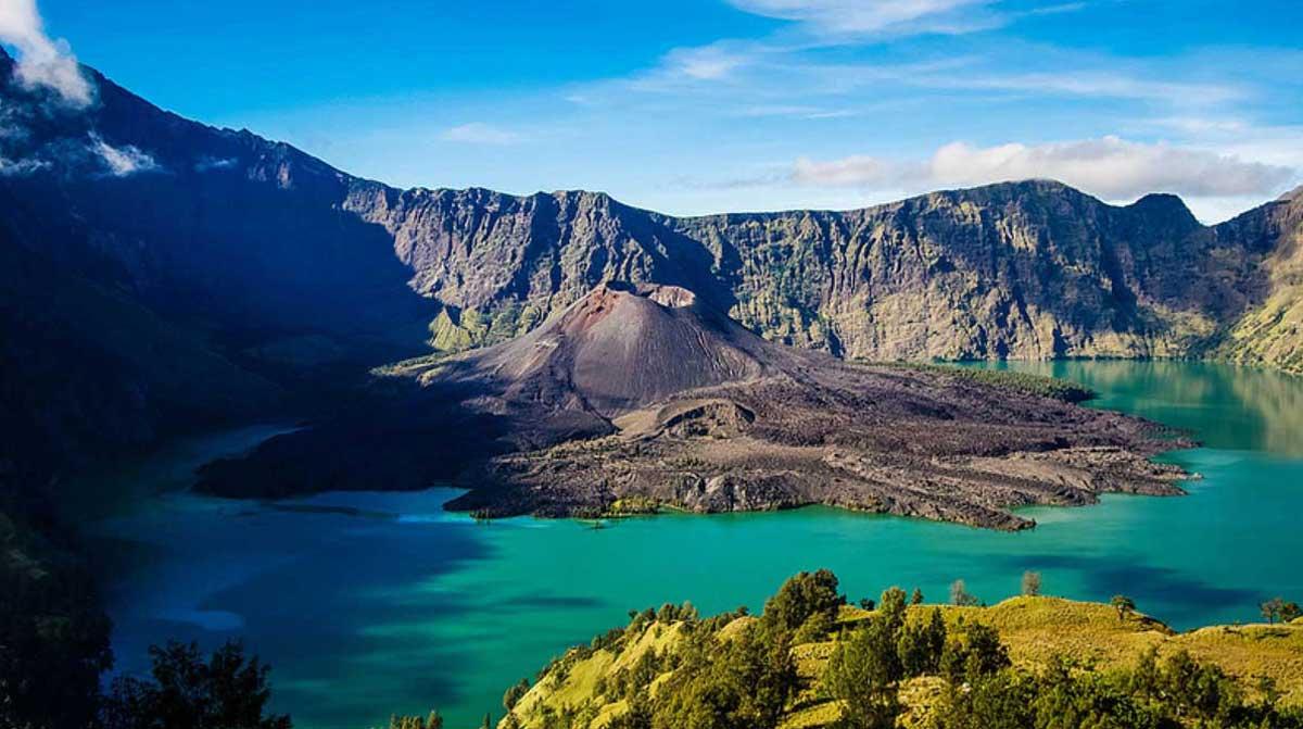 Gunung Rinjani | Foto: phinemo.com