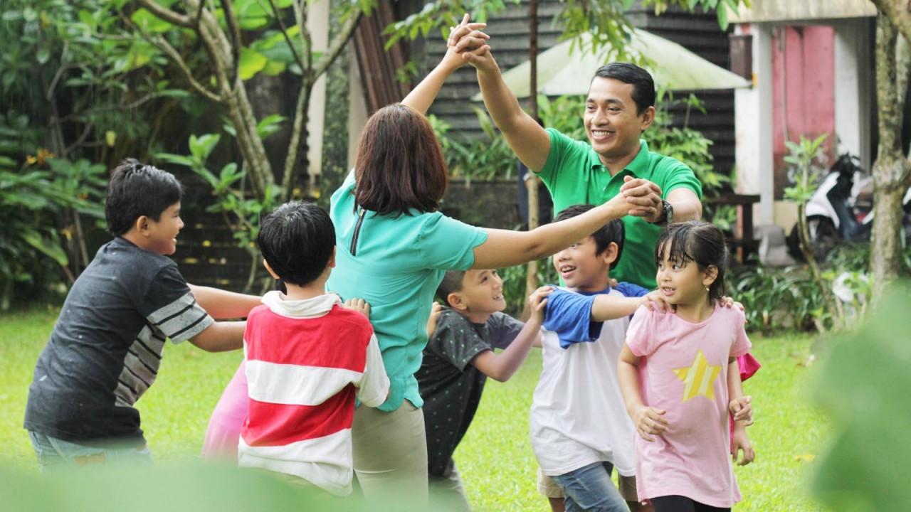 Mari Bernostalgia Bareng Permainan Tradisional Anak Indonesia Matakota News