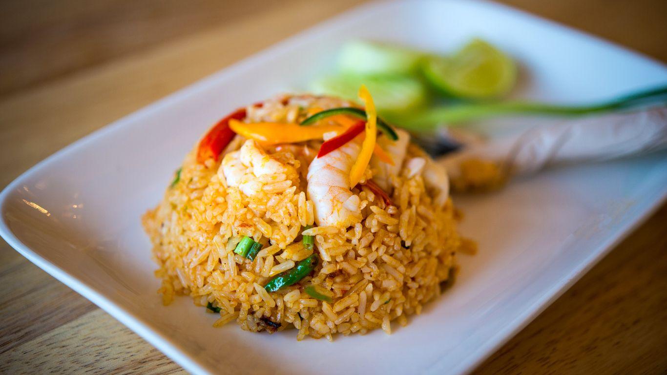 Nasi goreng udang | Foto: istockphoto.com