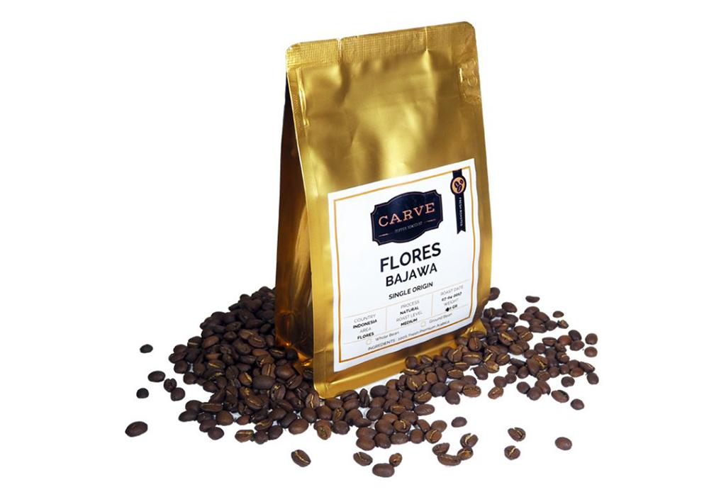 Ilustrasi jenis kopi Bajawa | Foto: lintakopi.com